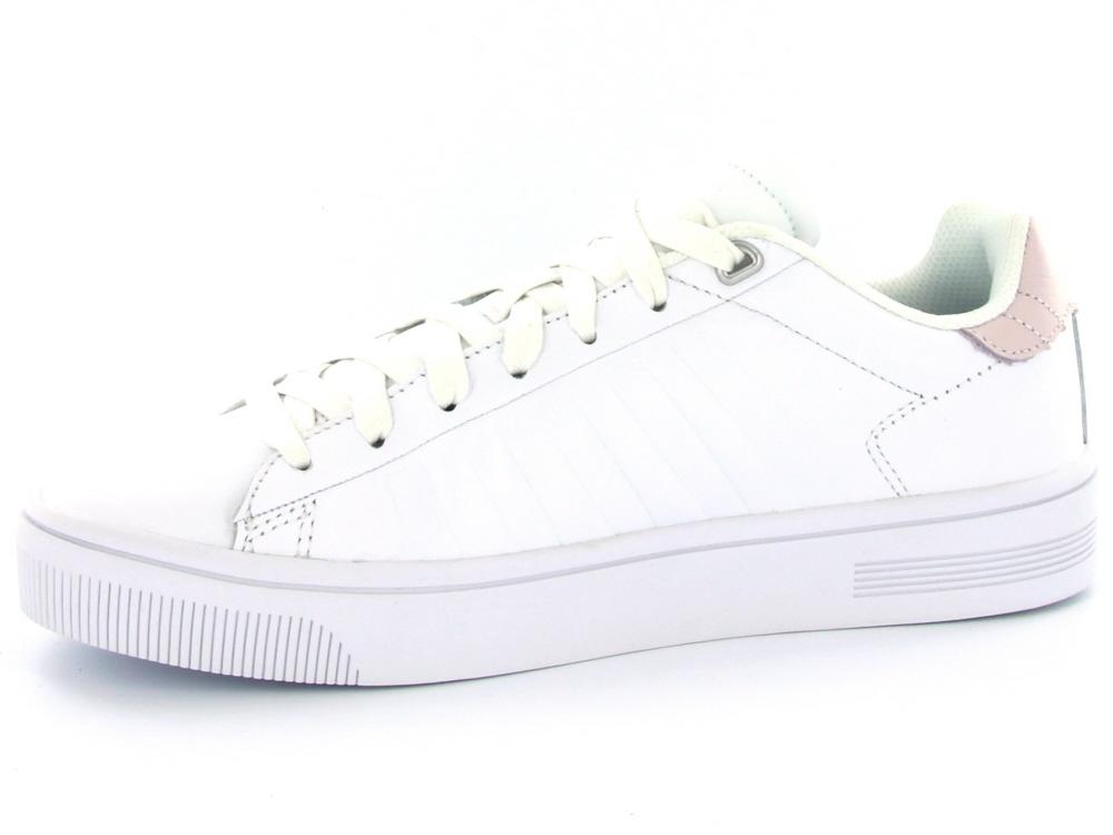 Chaussures De Sport K-swiss Pour Les Hommes - Blanc - 40 Eu iWwIe2