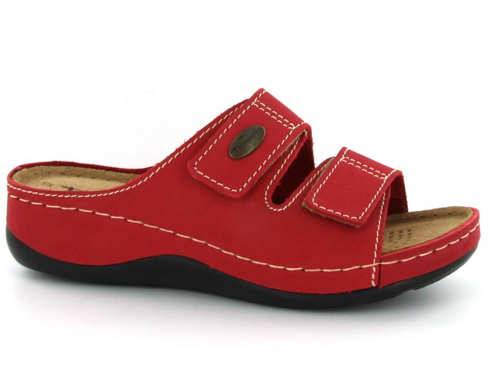 40 Chaussures Rouges Par Tamaris Bfa60pC